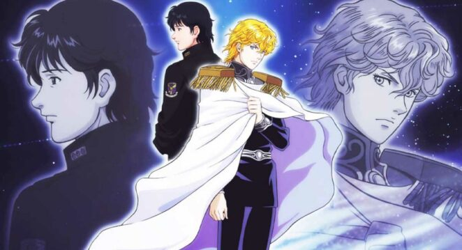 Legend of the Galactic Heroes inceleme