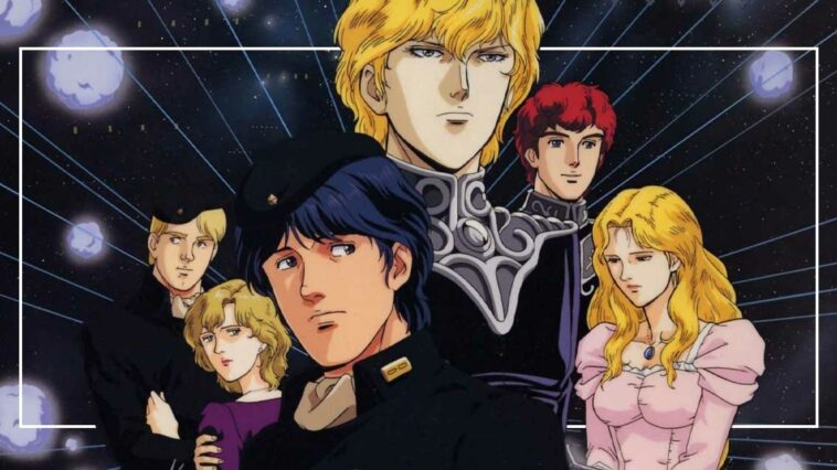 Legend of Galactic Heroes inceleme