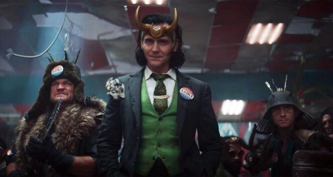 Loki'nin 2. sezon çalışmaları