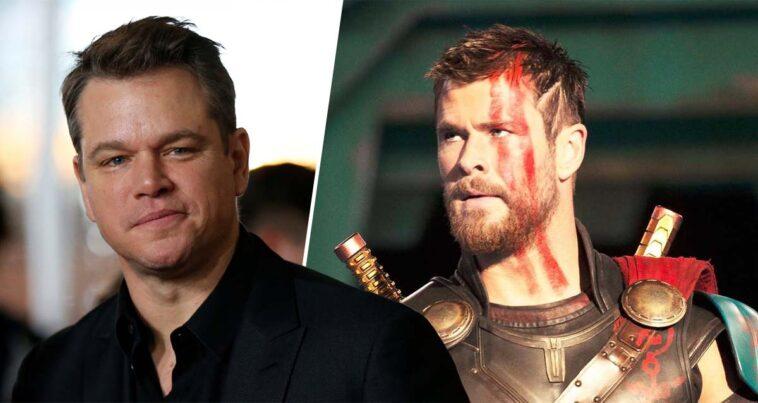 Matt Damon, Thor: Love and Thunder