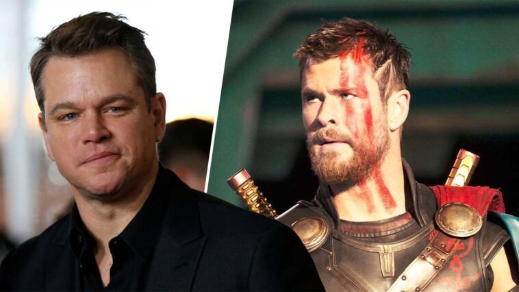 Matt Damon, Thor: Love and Thunder