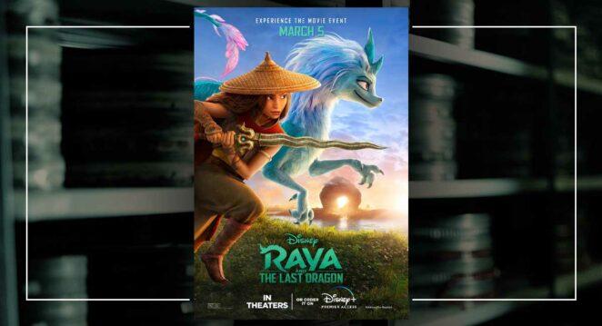 Raya and ve Son Ejderha afiş