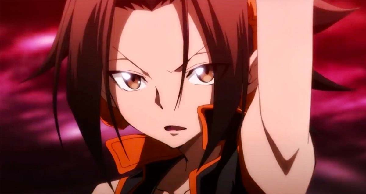 Shaman King animesi yeniden