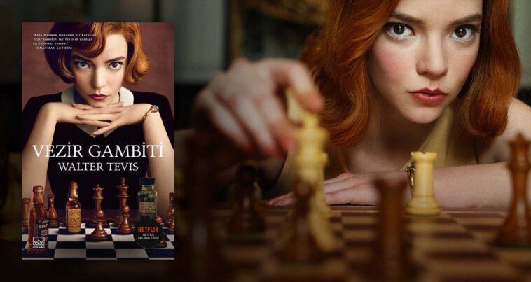 The Queen's Gambit - Walter Tevis - Vezir Gambiti