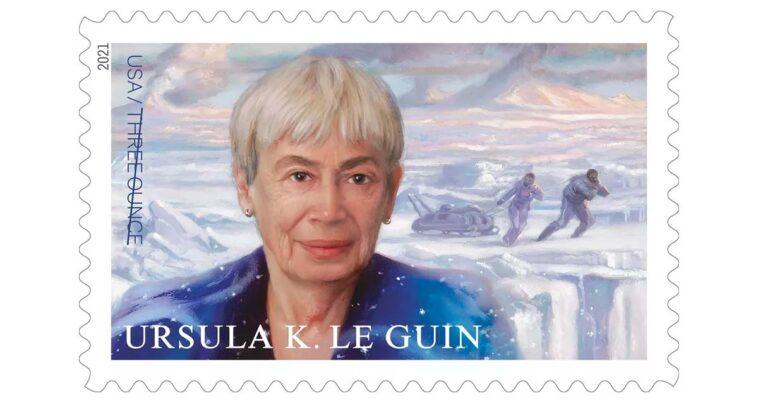 Ursula K. Le Guin posta pulu