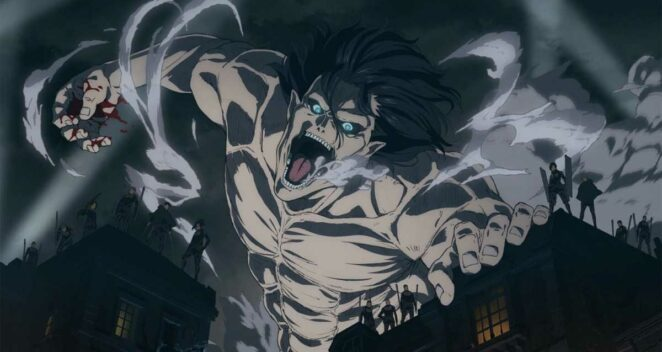 attack on titan manga final