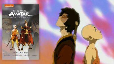 Avatar The Last Airbender: Verilen Söz
