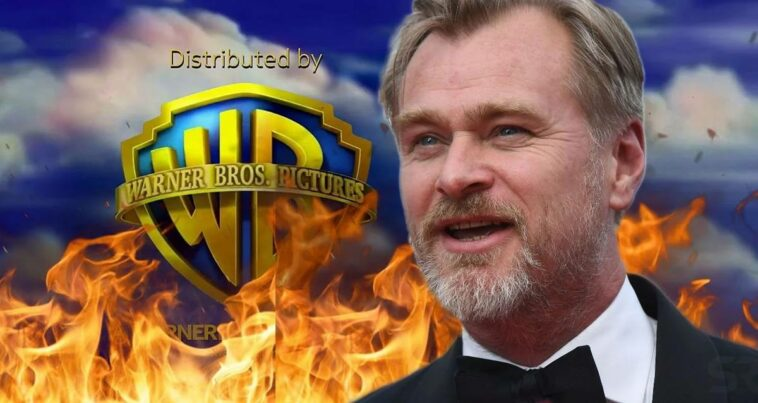 Christopher Nolan Warner Bros. Ayrılık