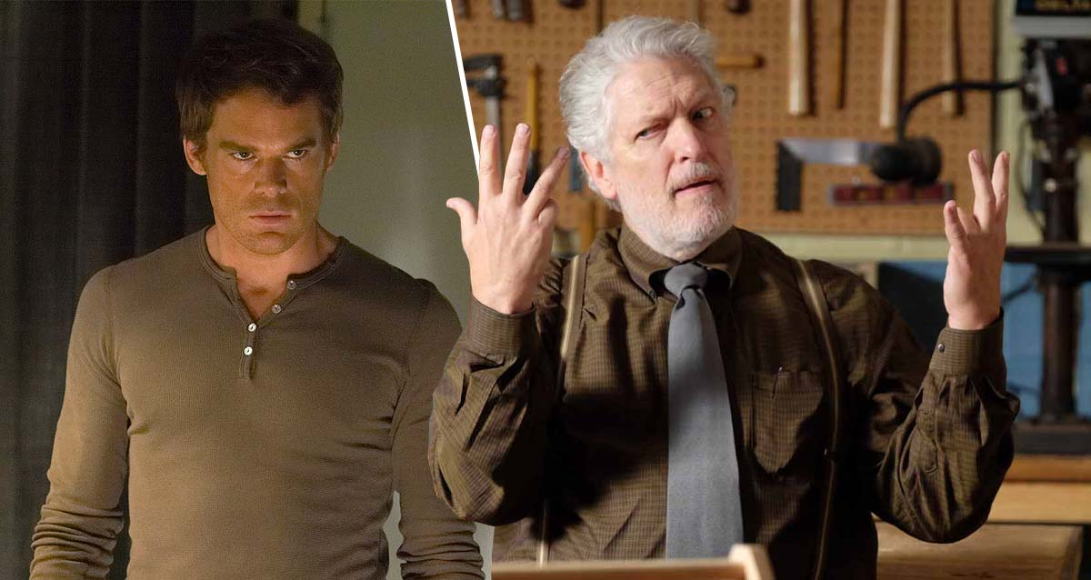 Dexter 9. Sezon Clancy Brown