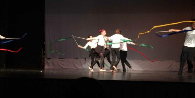 edebiyat dans
