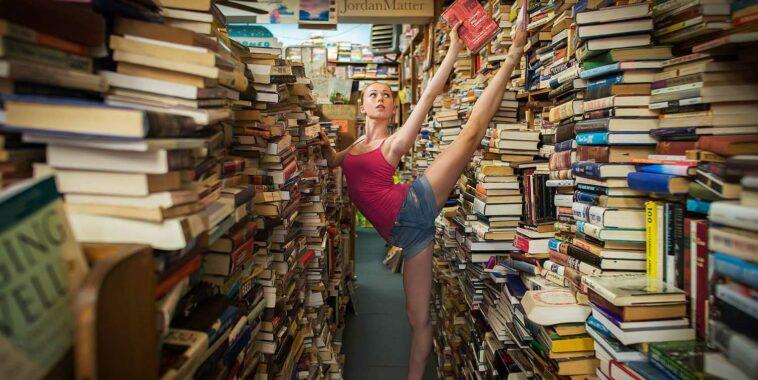 edebiyat ve dans