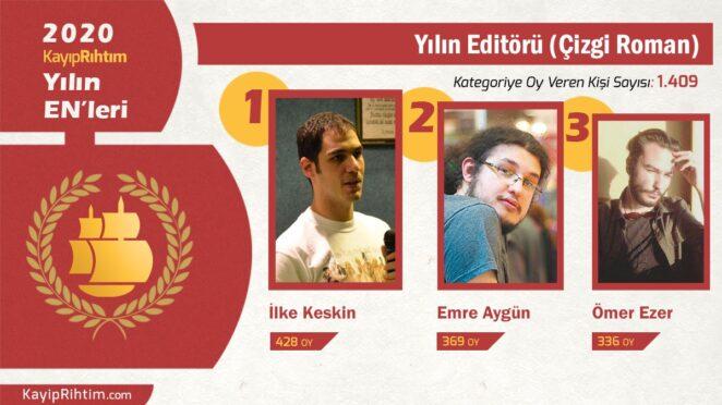 Yılın Editörü (Çizgi Roman)