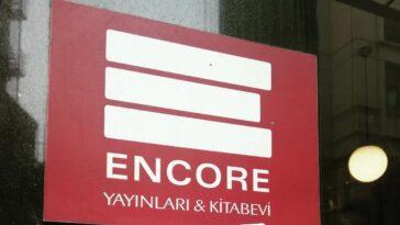 Encore Kitabevi Beyoğlu