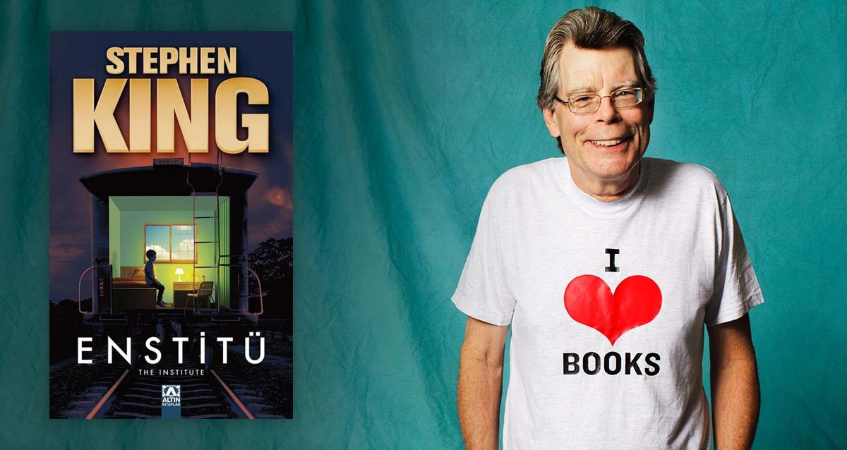 Enstitü - Stephen King