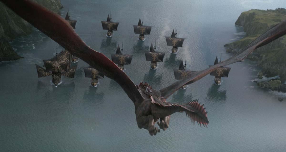 Game of Thrones Animasyon Dizisi