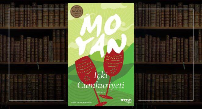 İçki Cumhuriyeti - Mo Yan