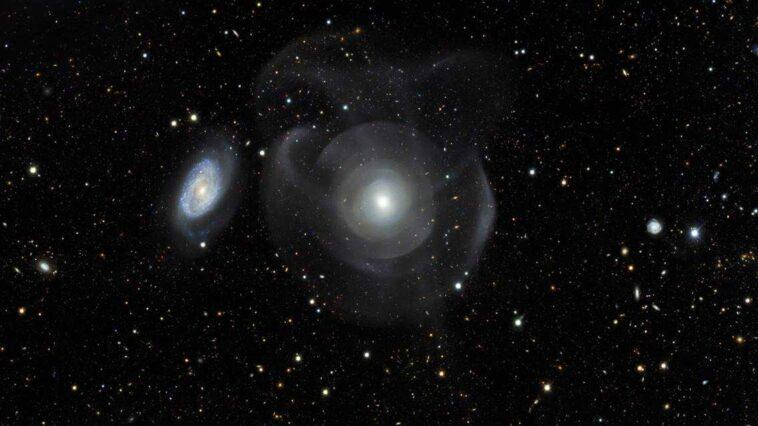 Karanlık Enerji Araştırması Yeni Gökcisimleri Keşif