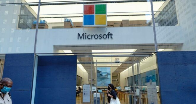 Microsoft Black Mirror
