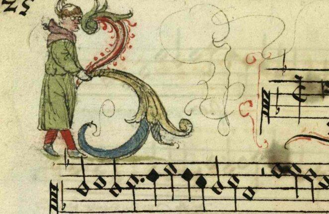 müzik kitabı Cambrai