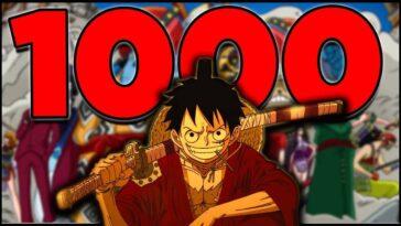 one piece 1000. bölüm incelemesi