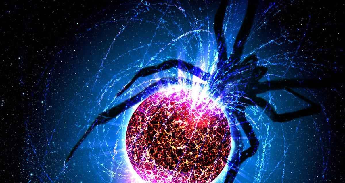 Örümcek Yıldızlar