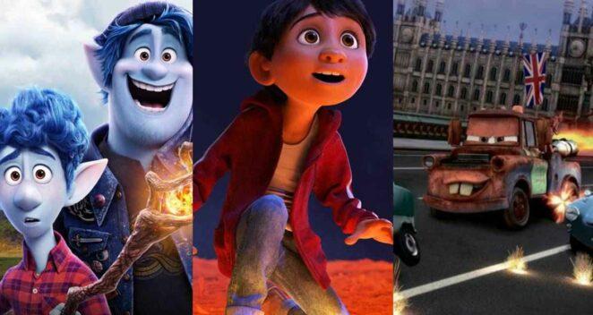 Pixar Devam Filmleri