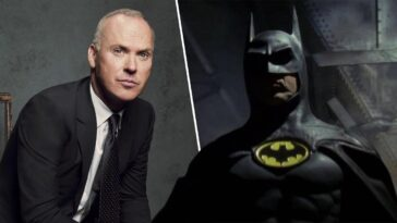 the batman michael keaton