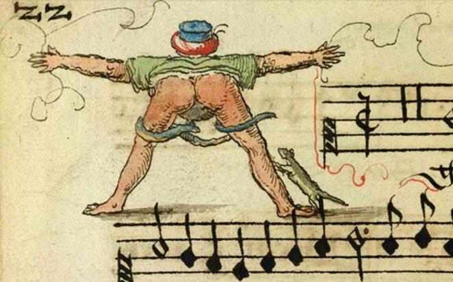 tuhaf müzik kitabı