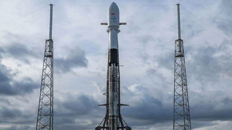 TURKSAT 5A Uydusu SpaceX