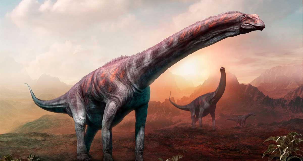 yaşamış en büyük dinozor