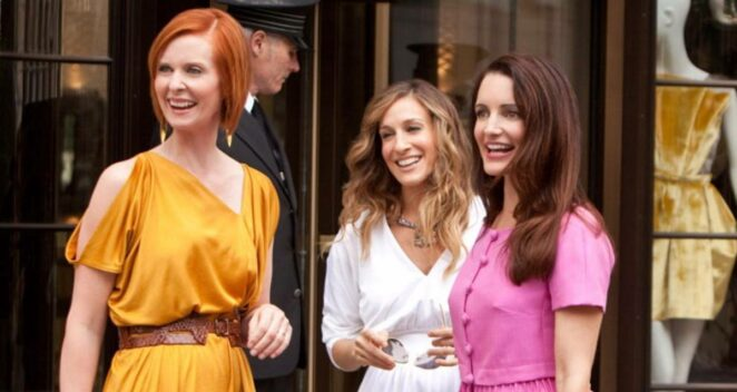 Yeni Sex and the City HBO Max