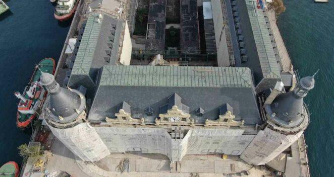 Haydarpaşa Garı, Arkeopark Gar Kompleksi
