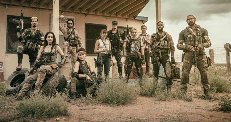 Army of the Dead Çıkış Tarihi Zack Snyder Netflix