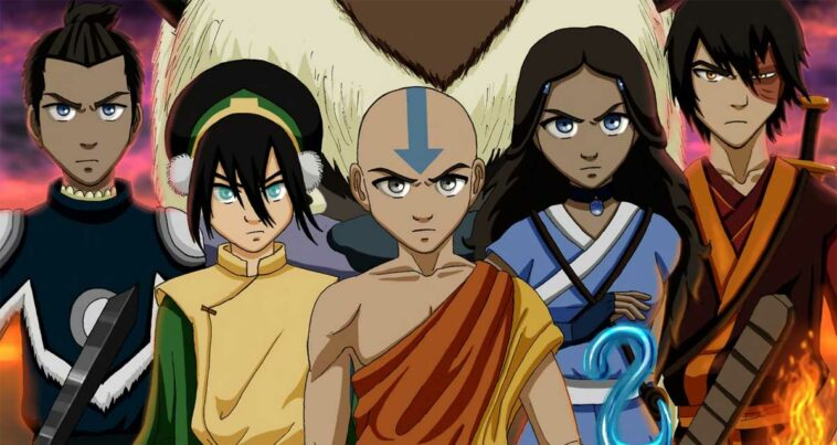 Avatar: The Last Airbender Dizisi