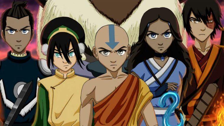 Avatar: The Last Airbender Dizisi