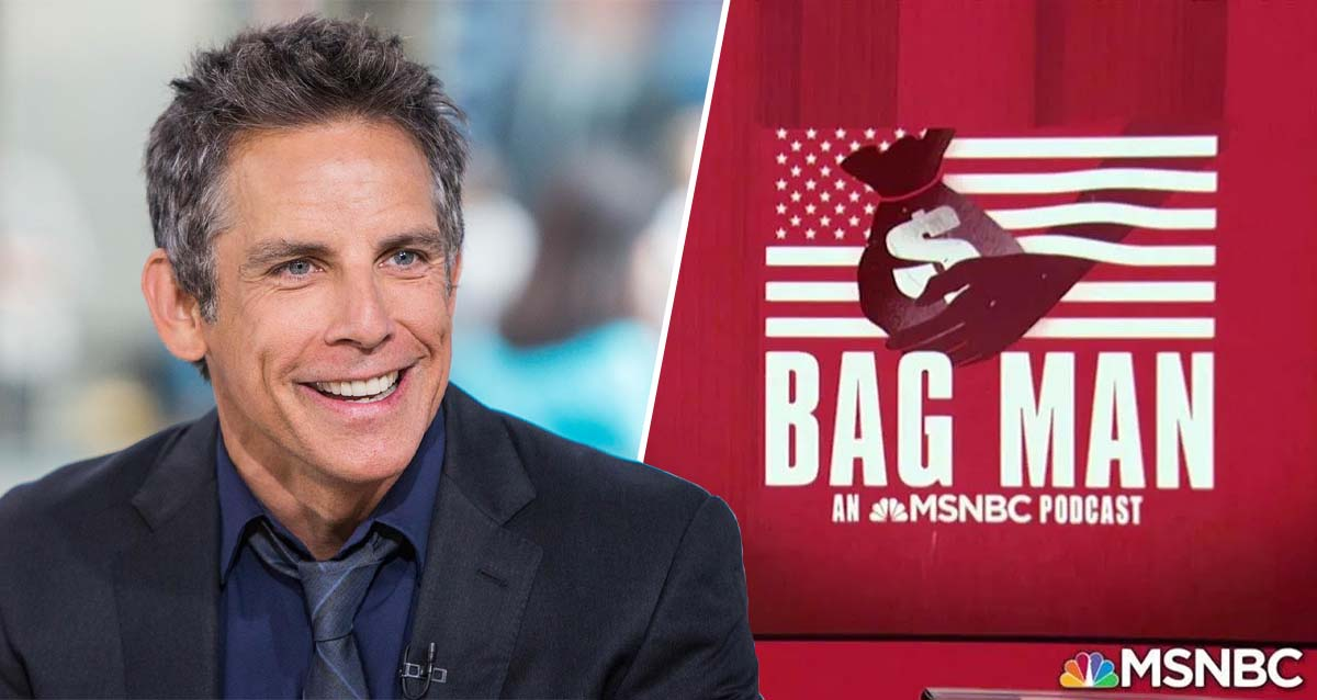 Bag Man Ben Stiller