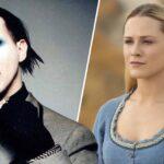 Evan Rachel Wood - Marilyn Manson Taciz