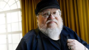 George R.R. Martin The Winds of Winter 6. Kitap