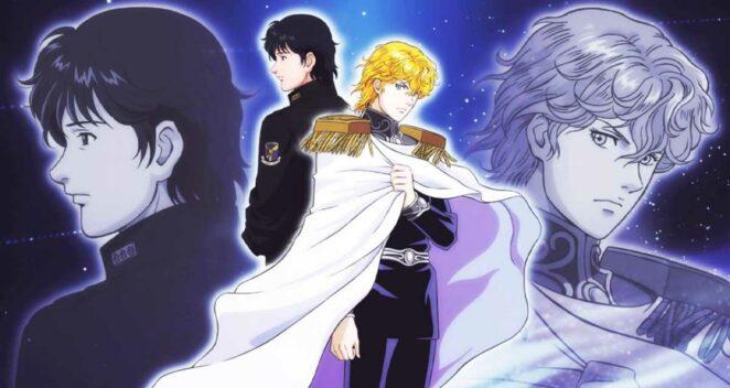 Ginga Eiyuu Densetsu (Legend of Galactic Heroes)