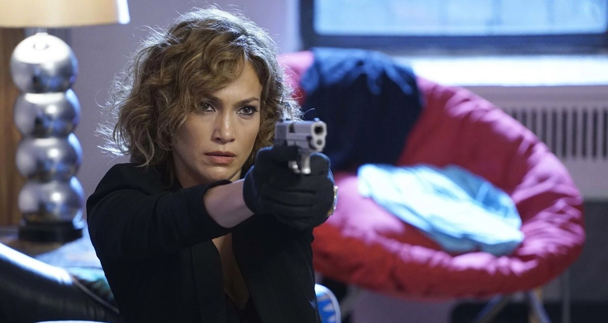 Jennifer Lopez, The Mother Netflix