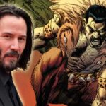 Kraven The Hunter Keanu Reeves