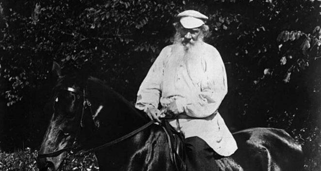 Lev Tolstoy yaşamı