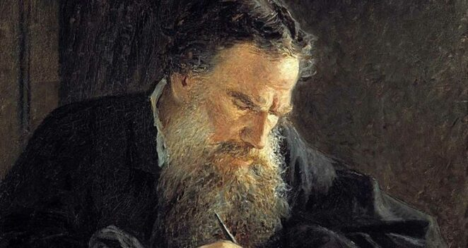 Lev Tolstoy rus yazar