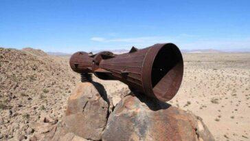 Mojave Çölü Megafonu