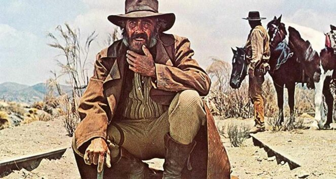 Once Upon a Time in the West western
