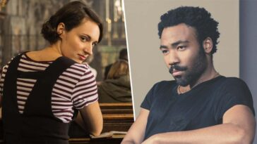 Phoebe Waller-Bridge Donald Glover Mr. & Mrs. Smith