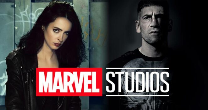 The Punisher Jessica Jones Marvel Stüdyoları
