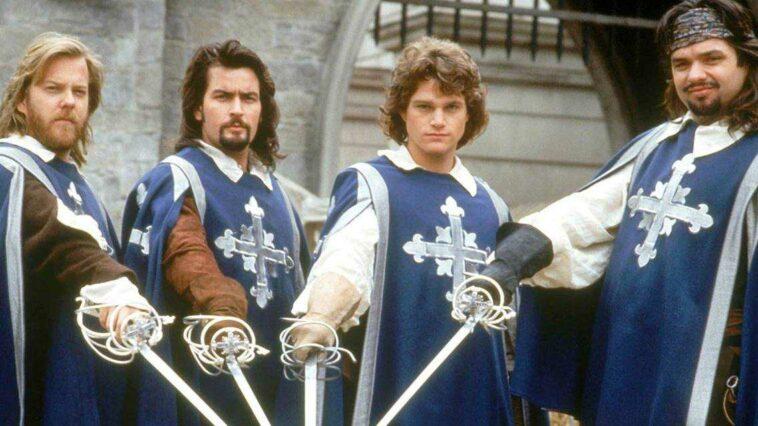 The Three Musketeers üç silahşorlar filmi yeni