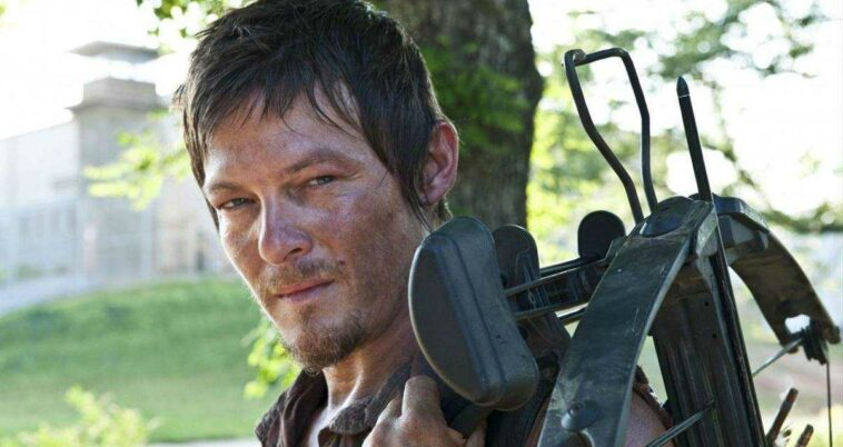The Walking Dead Daryl Dixon Norman Reedus