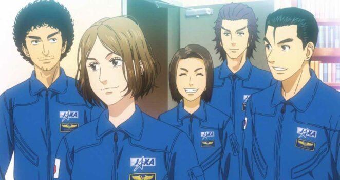 Uchuu Kyoudai (Space Brothers)